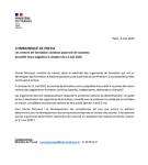 Déconfinement des Centres de Formation le  11 mai 2020